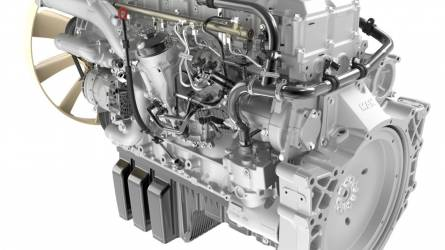 MAN D1556 - Bemutatták az MAN új mezőgazdasági dízelmotorját