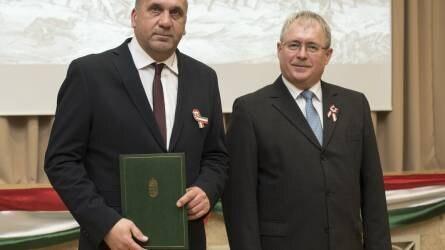 Magyar Agrárgazdasági Minőségi Díjban részesült a Phylazonit