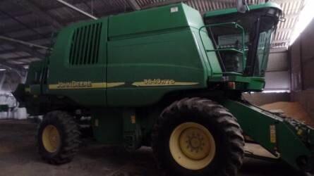 MTZ, John Deere kombájn, Kverneland eke - Rengeteg mezőgazdasági gépet árverez a NAV
