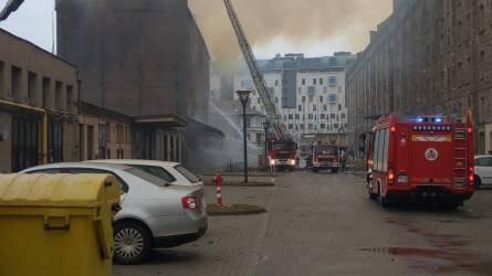 Tűzeset miatti rendkívüli szünet a Kincstárnál