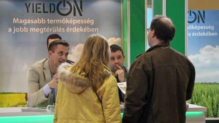 YieldON biostimulátor - Magyar területeken tesztelve