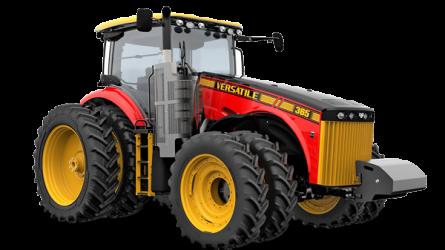 Versatile 335 - Kanadai traktor kompromisszumok nélkül