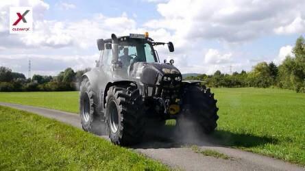 Az eltömődés is túlmelegítheti a traktormotorokat - Különleges megoldás a CleanFix tisztítórendszer