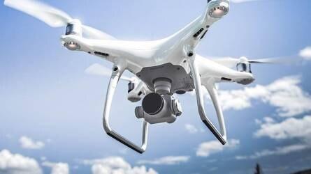 Folytatódnak a drónos növényvédelmi bemutatók