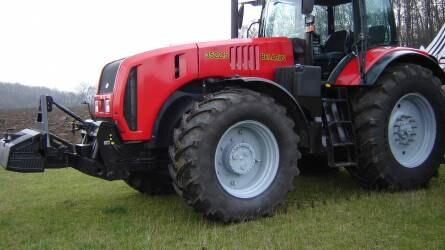 Növekvő piaci részesdéssel nyerte tavaly a traktorpiacot az MTZ