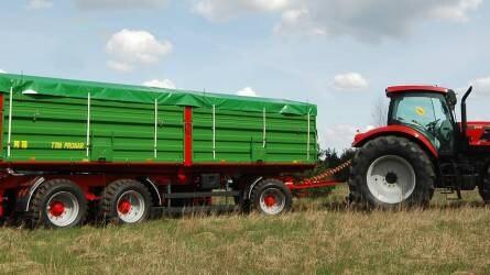 Növelte előnyét a Pronar a mezőgazdasági pótkocsik piacán