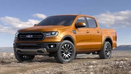Most a Ford Ranger a pick-up-piac első helyezettje