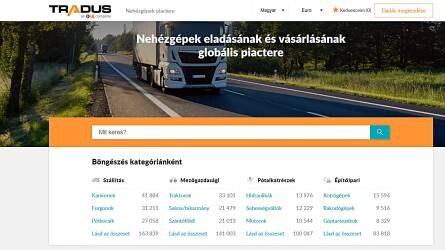 Ha gépet adna el vagy venne: TRADUS már magyarul is
