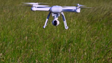 Mezőgazdaság Japánban: a drón nem divat, hanem szükség