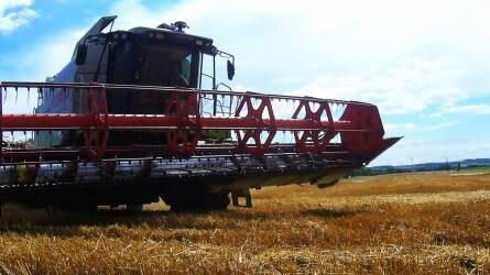 Indul az aratás, használjuk a hozammérőt!