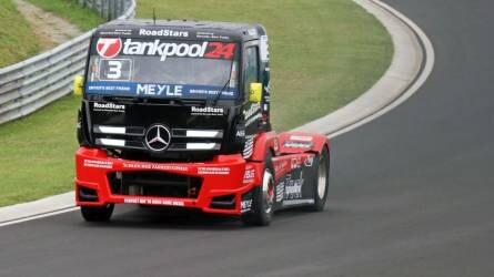 Kiss Norbi: Balszerencsés, hogy a Hungaroring a kamionverseny-szezon elejére került - VIDEÓ
