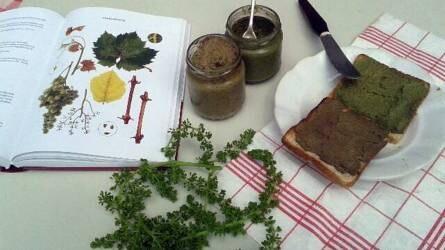 Szőlőből készül a magyar pesto