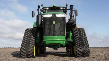 A John Deere 9R traktorok 2019-es változatai