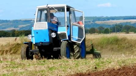 Zetor traktort is nyerhetsz tombolán - Jön a II. Bodrogközi Traktoros Családi Nap