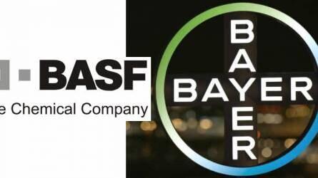 A BASF lezárta több Bayer üzletág és eszköz akvizícióját