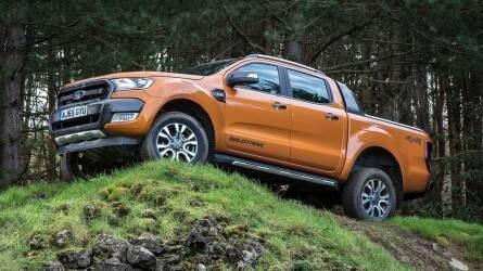 Ford Ranger a legkelendőbb pickup, de itt a TOP 10-es lista