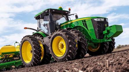 Traktorpiac: senki sem fenyegeti a John Deere elsőségét