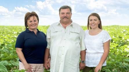 A gazdálkodásra úgy tekintünk, mint egy családi tradícióra és ezt át szeretnénk adni majd mi is a gyerekeinknek