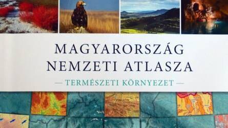 Borítékolható a siker: megszületett Magyarország (Új) Nemzeti Atlasza