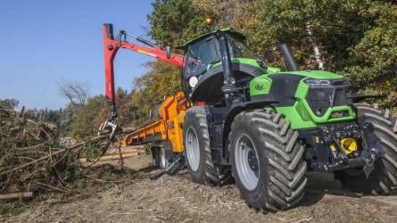 Kilátás kompromisszumok nélkül - Forgatható, emelhető vezetőfülke Deutz-Fahr traktorokhoz