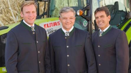 Közép-Európában erősít a CLAAS