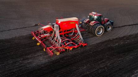 A Väderstad bemutatja az új Spirit 600-900C vetőgépcsaládot