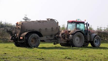 Mától tilos a trágyázás nitrátérzékeny területeken