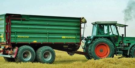 Maradt a Pronar, Fliegl, Metal-Fach élmezőny a mezőgazdasági pótkocsik piacán