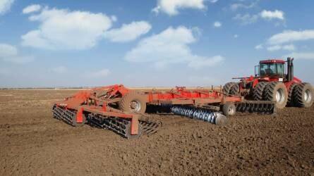 QUIVOGNE nehéztárcsa – amikor igazán száraz a talaj