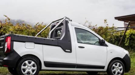 Újdonság a piacon: Dacia Dokker Pickup