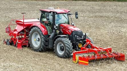A CASE IH Maxxum 145 Activedrive 8 az Év Traktora 2019-ben