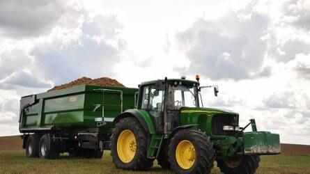 A Fliegl nyerte az októbert a mezőgazdasági pótkocsipiacon