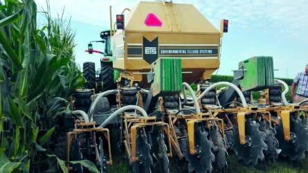 Tapasztalatok egy kiforrott termesztési rendszerről - Tanulmányút az Egyesült Államokban