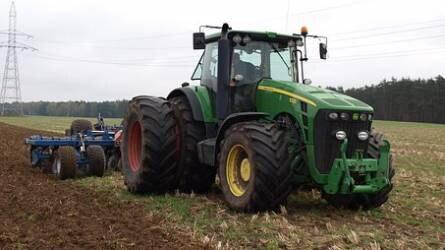 Traktorpiac: egy százalékos bővülés októberben