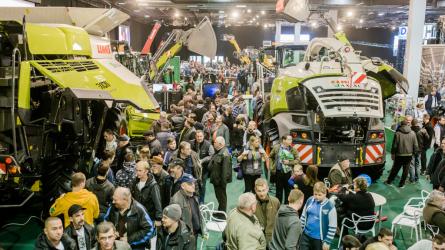 Az AXIÁL a 2019-es AgrárgépShow kiállításon is megadja a módját!