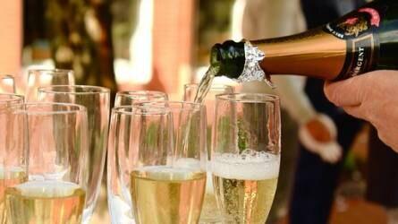 Kiváló minőségű pezsgőkből válogathatunk szilveszterre