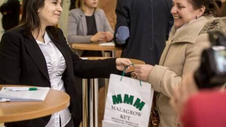Hozamnövekedés a gazdaságosság jegyében - Idén is sok érdeklődőt vonzott a Malagrow Növénytermesztési Konferencia