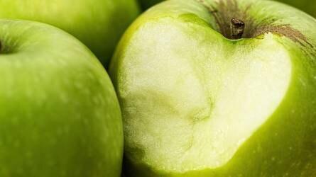 Szép almaszüret elé néz Kína