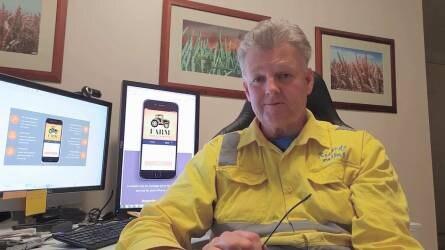 Okos app könnyíti meg a traktorosok életét