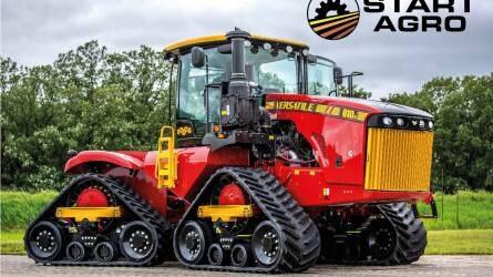 A kanadai Versatile traktorok új magyarországi márkaimportőre a Start Agro Kft.