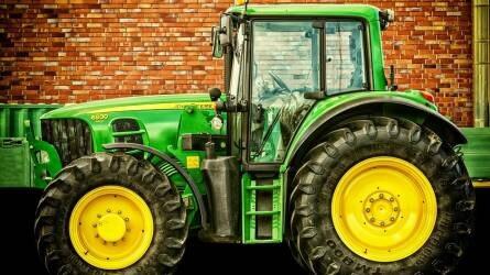 Traktorpiac: a John Deere nyerte a 2018-as eladási versenyt
