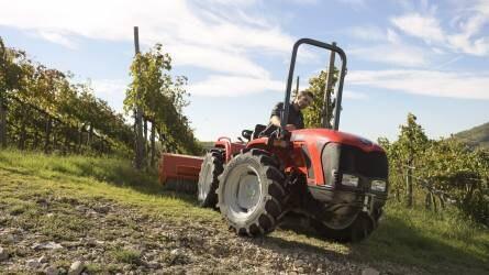 Hosszabb élettartamú gumiabroncsok traktorok számára