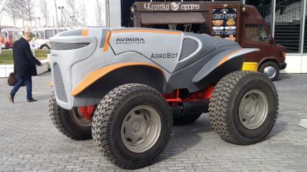 Robot traktorok - Az oroszok sem akarnak lemaradni