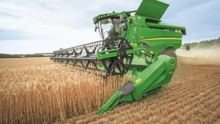 Amerikához képest sem vagyunk elmaradva - Precíziós gazdálkodás a Balogh-Farm Tépe Kft.-nél