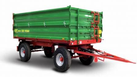 Alaposan visszaesett a mezőgazdasági pótkocsik piaca