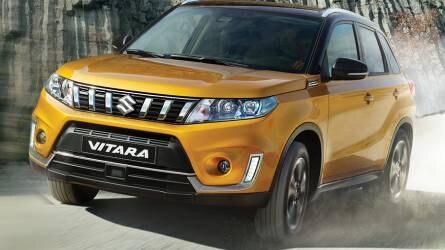 Ezeket szeretjük: Suzuki Vitara, Ford Ranger és Ford Transit