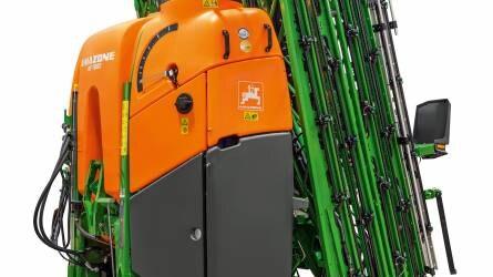 Új, UF 1602-es függesztett permetezőgéppel bővül az Amazone kínálata