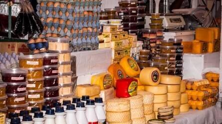 Az élelmiszerárak emelkedése növelte az inflációt