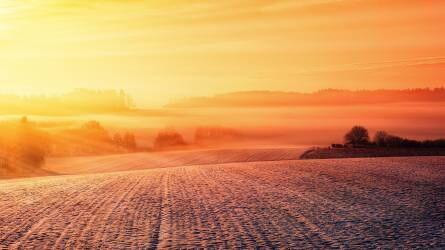 A szokásosnál enyhébb és szárazabb volt a 2018/19-es tél