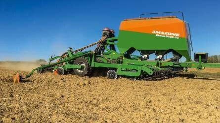 Úttörő eszköz új mezőgazdasági koncepciókhoz - Cirrus Minimum TillDisc